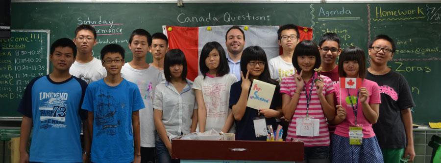 Teaching abroad as an EFL / ESL English Teacher