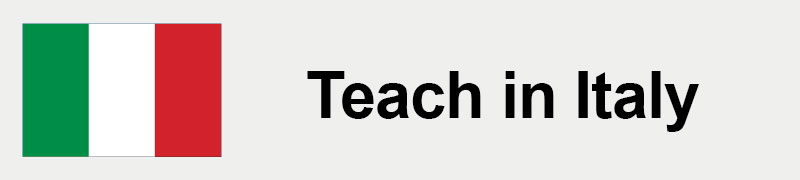 English Teacher wanted in Catania