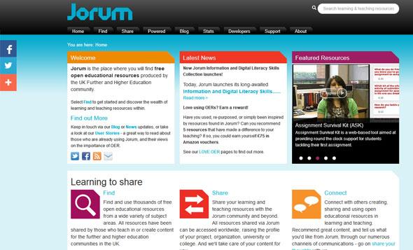 Jorum - jorum.ac.uk