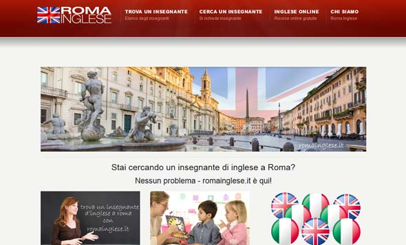Roma Inglese - Teaching English in Rome