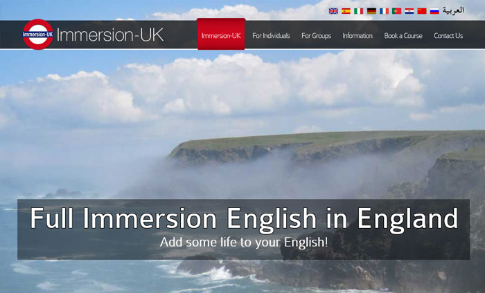 UK Language Schools - Immersion UK
