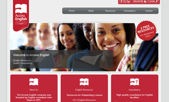 Access English - Secondary School Resources