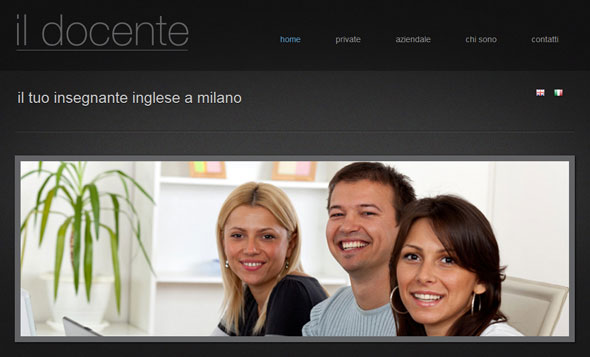 Il Docente - English teacher in Milan