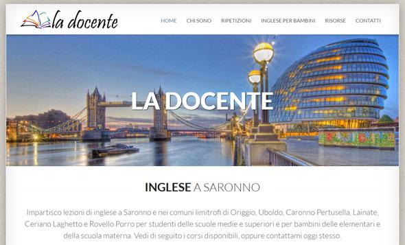 La Docente - English in Saronno