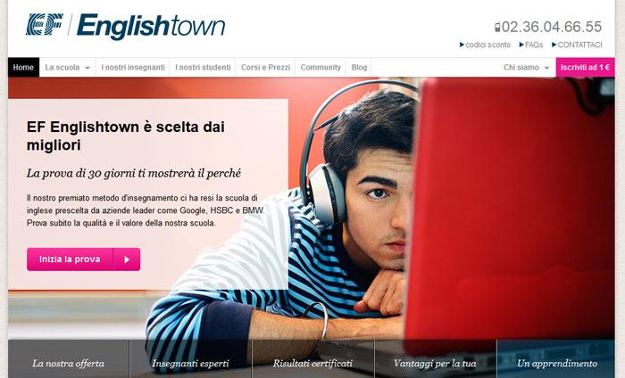 EF EnglishTown - Online English Courses