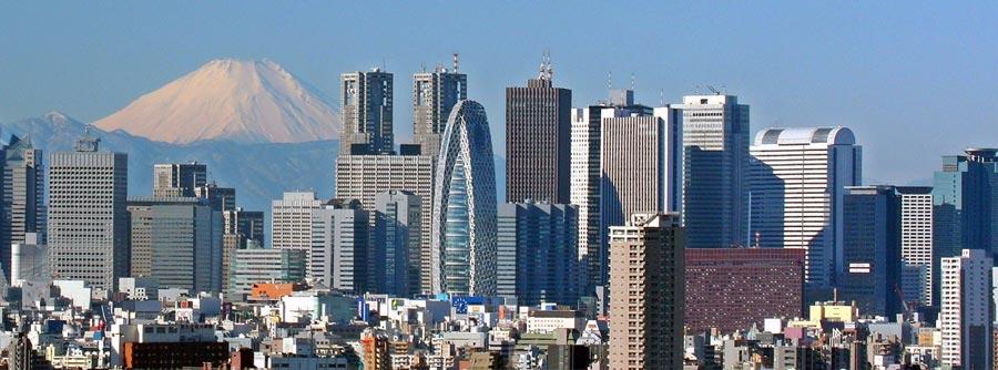 Find an ESL teaching job in Japan