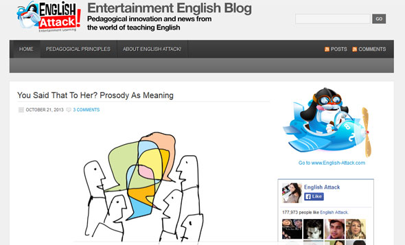 English Attack Blog