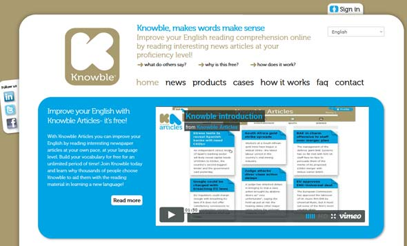Knowble Articles