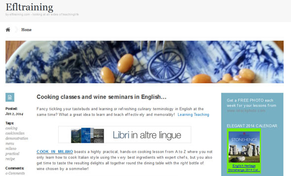 EFL Training - a Teaching Blog