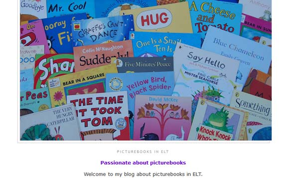 Picturebooks in ELT - a Teachers Blog