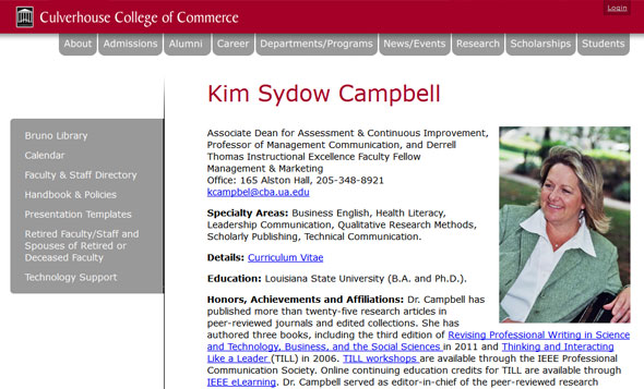 Kim Sydow Campbell, PhD